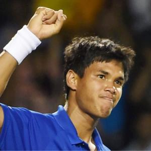Davis Cup: Somdev, Yuki too strong for NZ; India advance to Play-offs