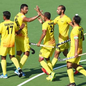 Sports Shorts: India drawn with Germany in Champions Trophy hockey