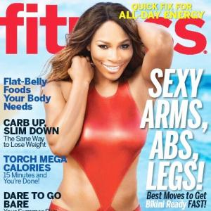 Hottest Sporting Buzz: Serena flaunts curvaceous figure with Eva
