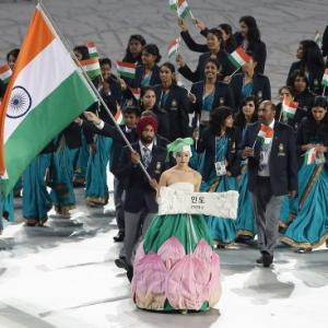 India's Incheon hopes fading fast after poor start