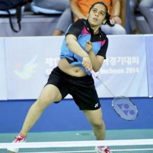 Asian Games: Heartbreak for Saina, Kashyap