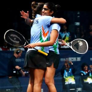 Asian Games: Indian women assure at least silver in squash