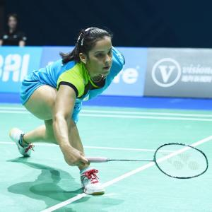 Indonesia Masters: Sensational Saina enters final