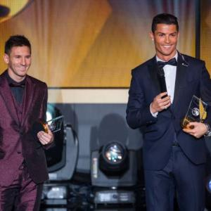 'Cristiano is one of the greatest in history, but Messi is better'