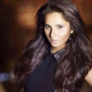 Find out who is Sania Mirza's fan No 1...