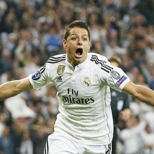 Champions League PHOTOS: Hernandez goal seals Real win; Juve advance