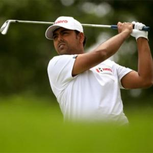 Struggling with spasms Lahiri cards disappointing 77 at World Golf