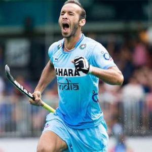 Europe hockey tour: India score over Spain