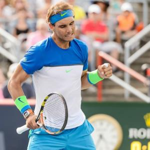 Nadal named in Spain's squad for India Davis Cup tie