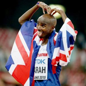 World Athletics Updates! Farah storms to victory in 10,000 metres