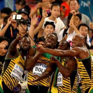 Bolt could lose relay gold after team-mate tests positive