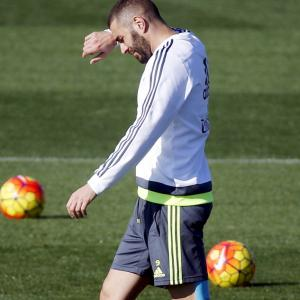 Frenchman Benzema stokes fresh flames of racism charges before Euro