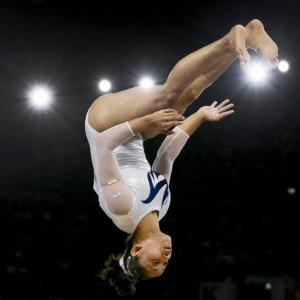 How Dipa Karmakar is an inspiration to other gymnasts