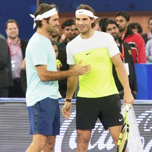 IPTL: Nadal beats Federer in marquee final set to help Indian Aces win