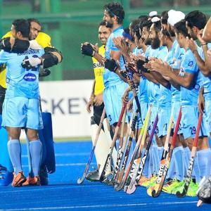 Aim is to win medal at Champions Trophy, says hockey coach