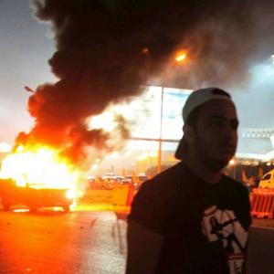 TRAGIC! 22 people killed outside Cairo soccer stadium