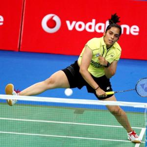 Saina upset with media over Padma Bhushan controversy