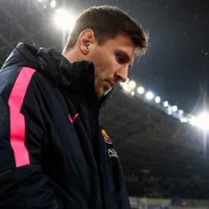 Messi-Enrique conflict pushes Barcelona into crisis