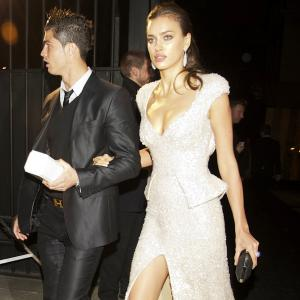 It is over... Ronaldo confirms split with girlfriend