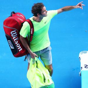 I wanted to go to India, says Federer after third round exit