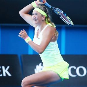 Azarenka relishing future 'battle of mums' with Serena
