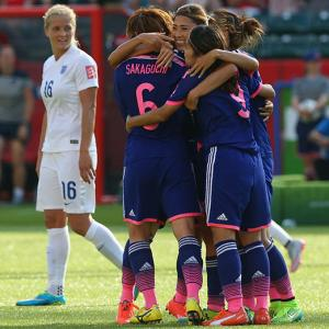 Women's World Cup: Japan into final courtesy England own goal
