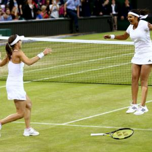 Congratulate Sania on winning Wimbledon doubles title
