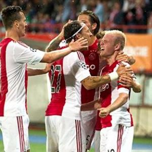 CL Qualifier: Ajax squander two-goal lead against 10-man Rapid Vienna