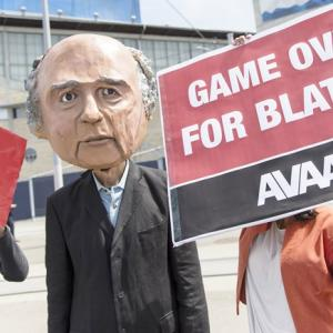 What does Blatter's shocking resignation mean?