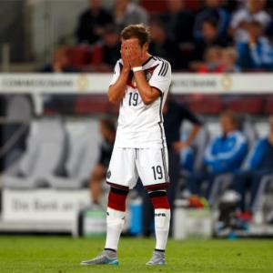 US stun World Cup winners Germany with late goal