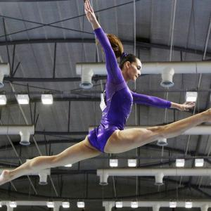 Muslim gymnast criticised for wearing 'revealing' leotard