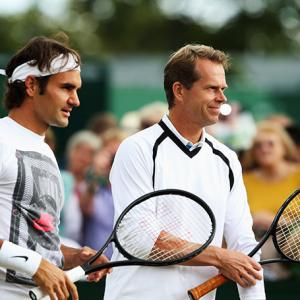 Exclusive! Edberg: 'Roger just has to enjoy it'