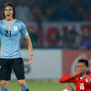 Copa America: Chile's Jara gets three-match ban for finger incident