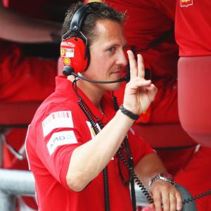 Sports Shorts: Schumacher's ex-manager wants the truth about his health