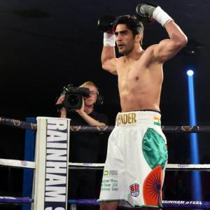 Amir's next fight? Vijender can get a shot against British pro
