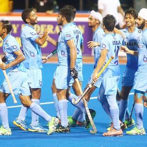 Junior Asia Cup hockey: India beat China to top pool