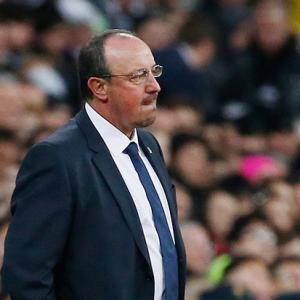 Real Madrid manager Benitez reportedly sacked