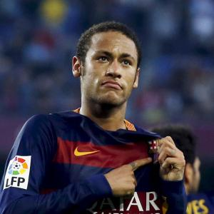Will Neymar eclipse Messi and Ronaldo by next year?