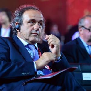 Platini loses appeal over ethics ban, to quit UEFA