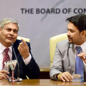 Lodha reforms: BCCI chief Thakur denies asking ICC to interfere