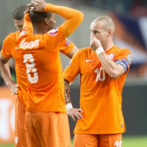 Dutch disaster! Fail to qualify for Euro 2016