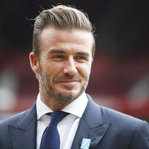 We can beat Wales, says former England captain Beckham