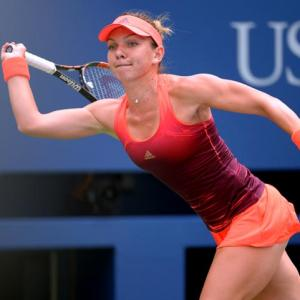 US Open PHOTOS: Halep, Wawrinka beat the heat while Sock wilts