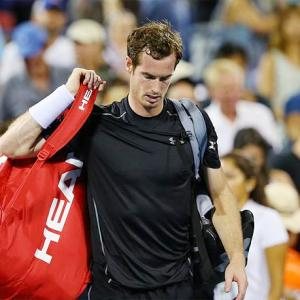 US Open PHOTOS: Murray stunned by Anderson; Federer, Halep in quarters