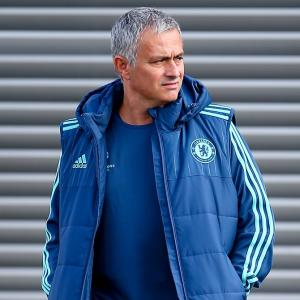 'I know what you're going to ask,' Mourinho snaps at reporter