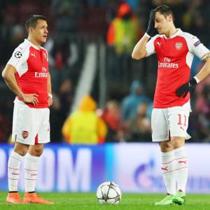 Why Arsenal star Sanchez is frustrated...