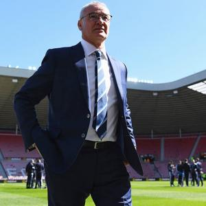 Ranieri comes clean: Leicester are going for the title