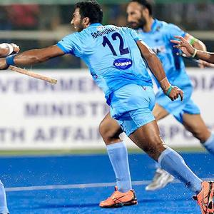 Hockey Champions Trophy: India beat Great Britain 2-1