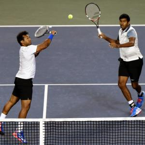 Rio 2016: Paes-Bopanna crash out in first round