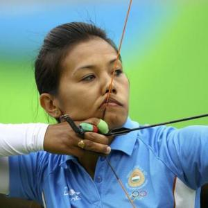 Bombayla impresses on way to Individual Recurve pre-quarters